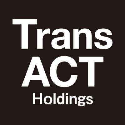 株式会社トランスアクトホールディングスのロゴ
