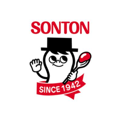 ソントン株式会社のロゴ