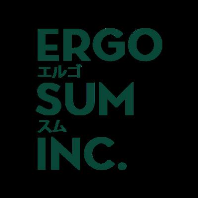 エルゴスム株式会社のロゴ
