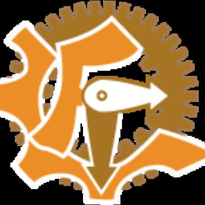 キンミライガッキ現代支部のロゴ