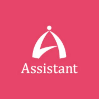 株式会社アシスタントのロゴ