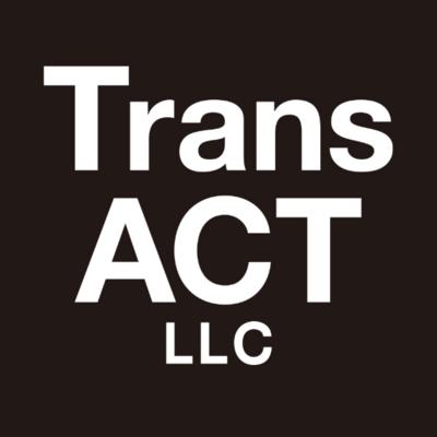 合同会社トランスアクトのロゴ