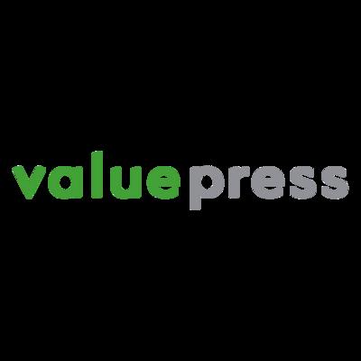 株式会社バリュープレスのロゴ