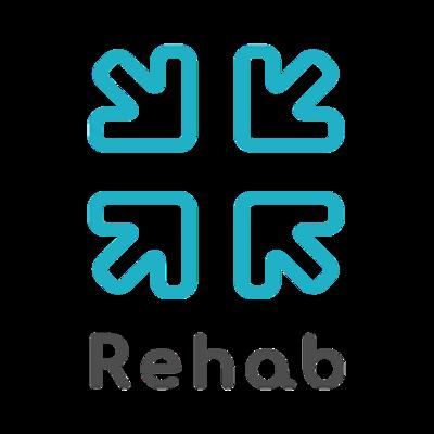 株式会社Rehab for JAPANのロゴ