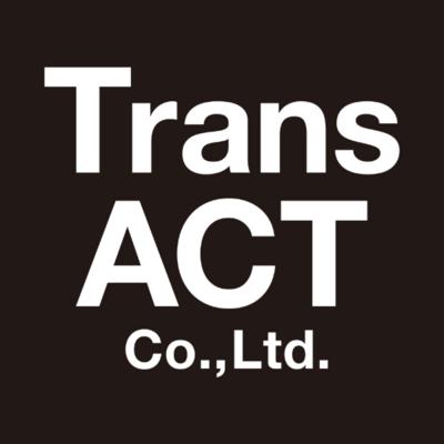 株式会社トランスアクトのロゴ