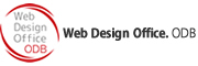 Web Design Office. ODBのロゴ
