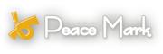 株式会社ピースマークのロゴ