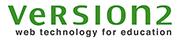 株式会社VERSION2のロゴ