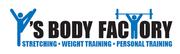 株式会社 Y'S BODY FACTORYのロゴ