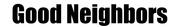 合同会社グッドネイバーズのロゴ