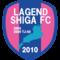 レイジェンド滋賀FCのロゴ