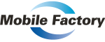 株式会社モバイルファクトリーのロゴ