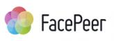 FacePeer株式会社のロゴ