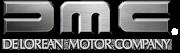 株式会社デロリアン・モーター・カンパニーのロゴ