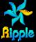 Ripple Englishのロゴ