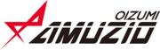 株式会社オーイズミ・アミュージオのロゴ