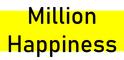 株式会社ミリオンハピネスのロゴ