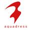 アクアドレス aquadressのロゴ