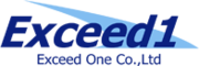株式会社エクシード・ワンのロゴ