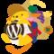 WordCamp Niigata 2019 実行委員会のロゴ
