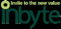 株式会社INBYTEのロゴ