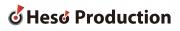 株式会社ヘソプロダクションのロゴ