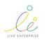 株式会社ライブエンタープライズのロゴ