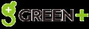 GREEN+のロゴ