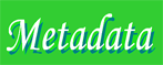 メタデータ株式会社のロゴ