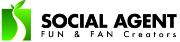 ソーシャルエージェント株式会社のロゴ