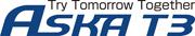 アスカティースリー株式会社のロゴ