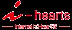アイハーツ株式会社のロゴ