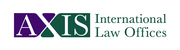 株式会社アクシス国際のロゴ