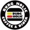 BURG HOLIC     COFFEE & DINERのロゴ