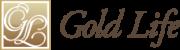 株式会社ゴールドライフのロゴ