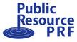 公益財団法人パブリックリソース財団のロゴ
