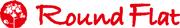 有限会社ラウンドフラットのロゴ