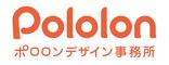 ポロロンデザイン事務所のロゴ