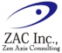 株式会社ZACのロゴ