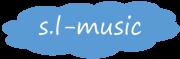 S&Lミュージックのロゴ