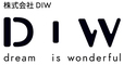 株式会社DIWのロゴ