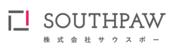 株式会社サウスポーのロゴ