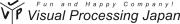 (株)ビジュアル・プロセッシング・ジャパンのロゴ