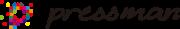 株式会社プレスマンのロゴ