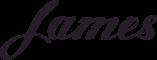 株式会社ジェームスのロゴ
