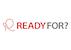 READYFOR株式会社のロゴ