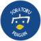 株式会社デジサーチアンドアドバタイジング(宙とぶペンギン)のロゴ