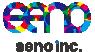 株式会社senoのロゴ