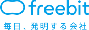 フリービット株式会社のロゴ
