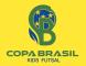 コパブラジルキッズフットサル(COPA BRASIL KIDS FUTSAL)のロゴ